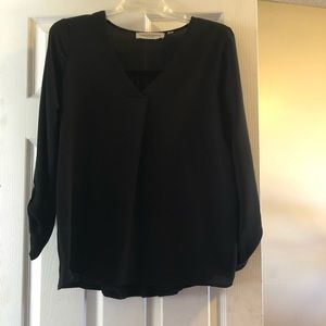Tops - Black dress shirt